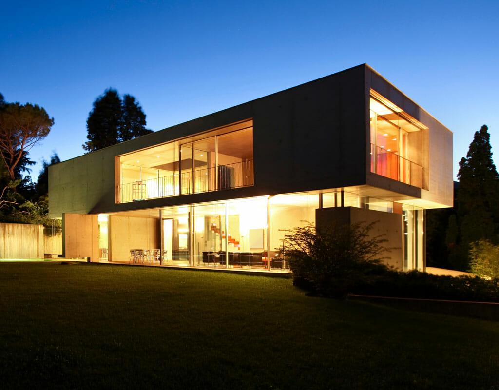 Gebäudesteuerung für Privathäuser Home Cockpit by Dialogic Systems in Aying