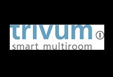 Trivum Smart Home Sound-System kompatibel mit HomeCockpit Touchpanels